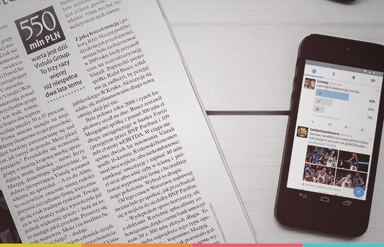 Sinergia entre conteúdo, redes e imprensa na era da comunicação digital